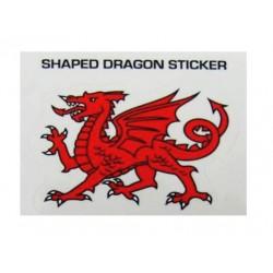 Large Cutout Dragon Sticker