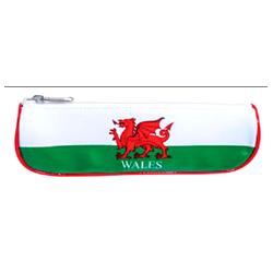 Wales Dragon PVC Pencil Case