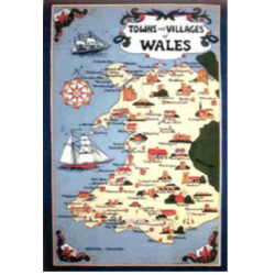 Wales Towns and Villages...