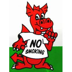 Comic Dragon No Smoking...