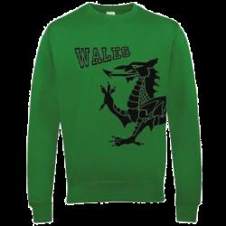 Wales Cymru Dragon...