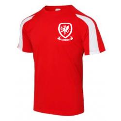 Wales Match Ready Shirt
