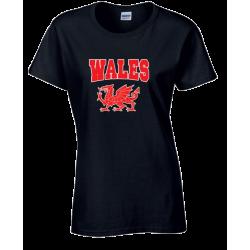 Women's Wales T-Shirt