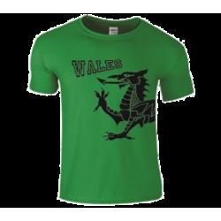 Adult Wales Dragon T-Shirt...