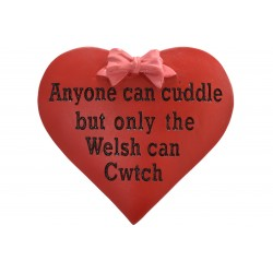 Wales Cwtch Magnet