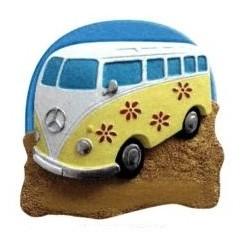 Personalised Campervan Magnet
