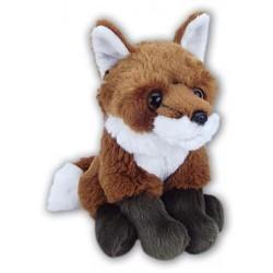 20cm Sitting Fox