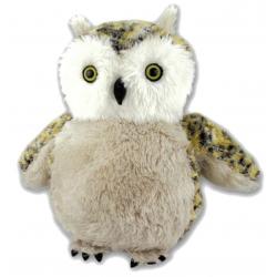 44cm Huge Fluffy Owl
