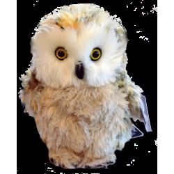 28cm Huge Fluffy Owl