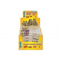 Sand Castle Flags - Pack Of...