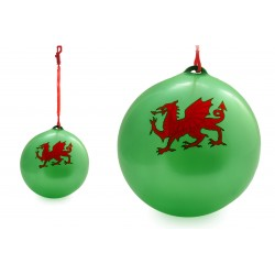 Wales Ball On Lead with...