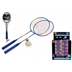 2 Badminton Racquets and...
