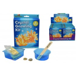 Crystal Growing Kit In Box...