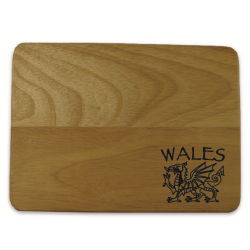 Wales Chopping Board