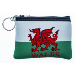 Wales Flag Purse