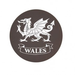 Welsh Slate Coaster White...