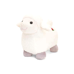 20cm Sheep with Wales Flag
