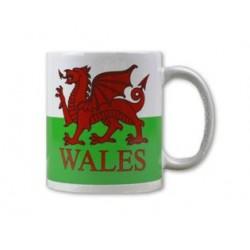 Wales Flag Mini Mug