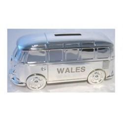 Wales Engraved Camper Van...